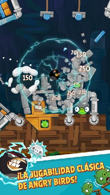 Angry Birds APK MOD imagen 4