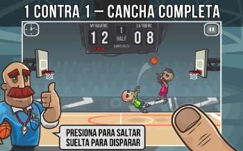 Basketball Battle APK MOD imagen 1