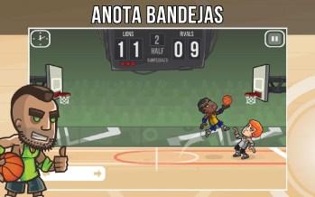 Basketball Battle APK MOD imagen 2