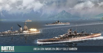 Battle of Warships APK MOD imagen 2