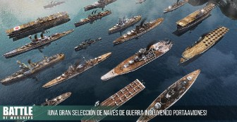 Battle of Warships APK MOD imagen 4