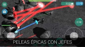 CyberSphere Online Shooter APK MOD imagen 3