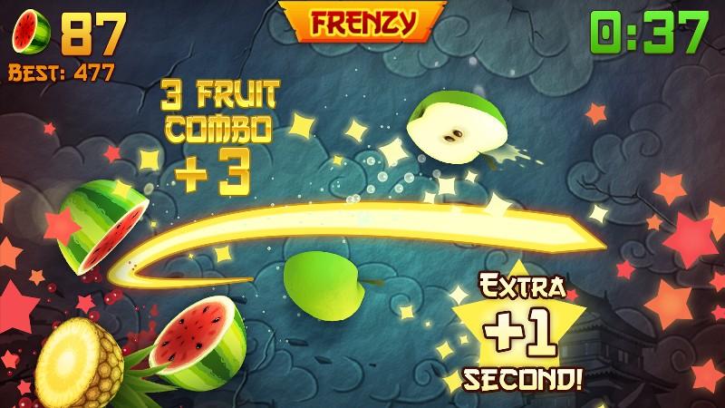 Fruit Ninja APK MOD imagen 4