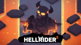 Hellrider 2 APK MOD imagen 4