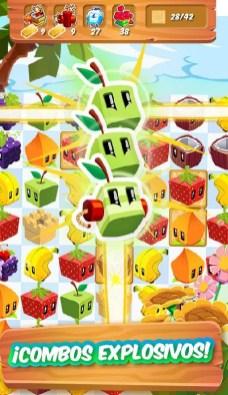 Juice Cubes APK MOD imagen 2
