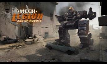 Mech Legion Age of Robots APK MOD imagen 4