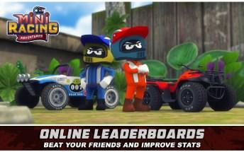 Mini Racing Adventures APK MOD imagen 5