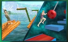 Stuntman Water Run APK MOD imagen 3