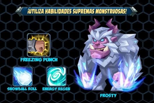Tactical Monsters Rumble Arena APK MOD imagen 4