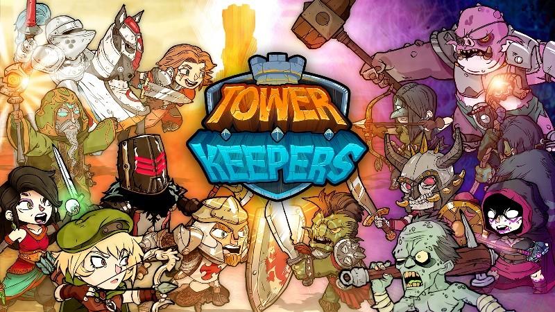 Tower Keepers APK MOD imagen 5