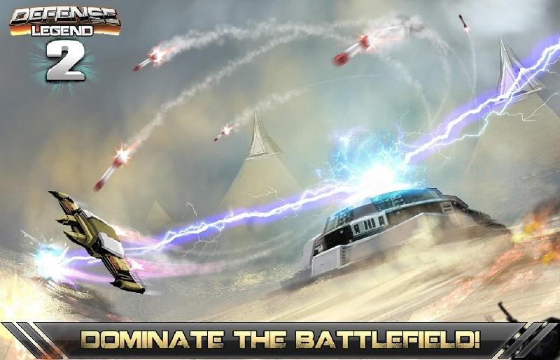 Tower defense-Defense legend 2 APK MOD imagen 3