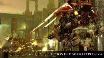 Warhammer 40,000 Freeblade APK MOD imagen 2