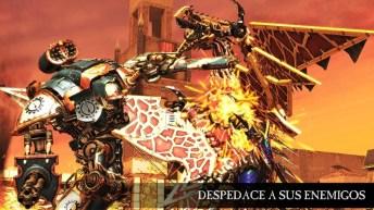 Warhammer 40,000 Freeblade APK MOD imagen 3