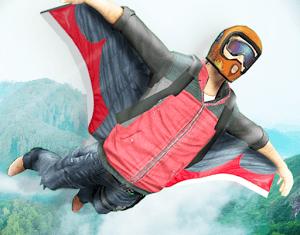 WingSuit Simulator 3D APK MOD