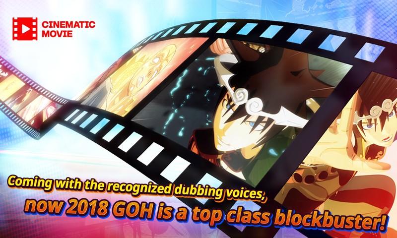 2018 The God of Highschool with NAVER WEBTOON APK MOD imagen 5