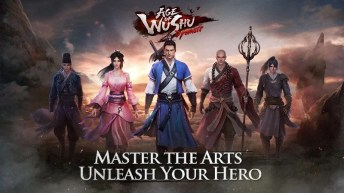 Age of Wushu Dynasty APK MOD imagen 1