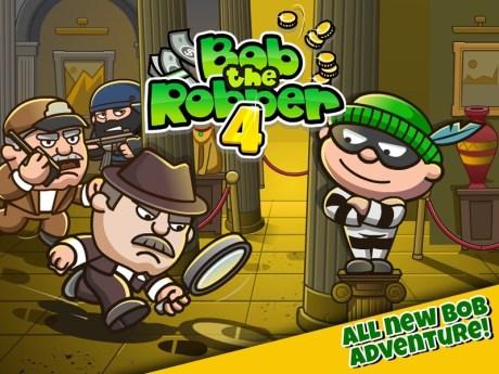 Bob The Robber 4 APK MOD imagen 1