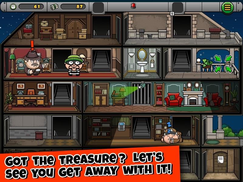 Bob The Robber 4 APK MOD imagen 3