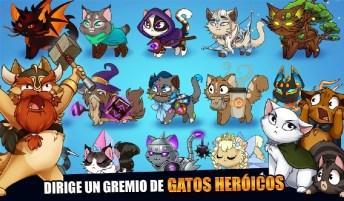 Castle Cats APK MOD imagen 1
