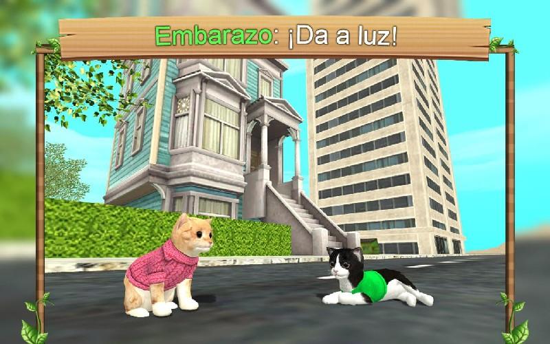 Cat Sim Online APK MOD imagen 3