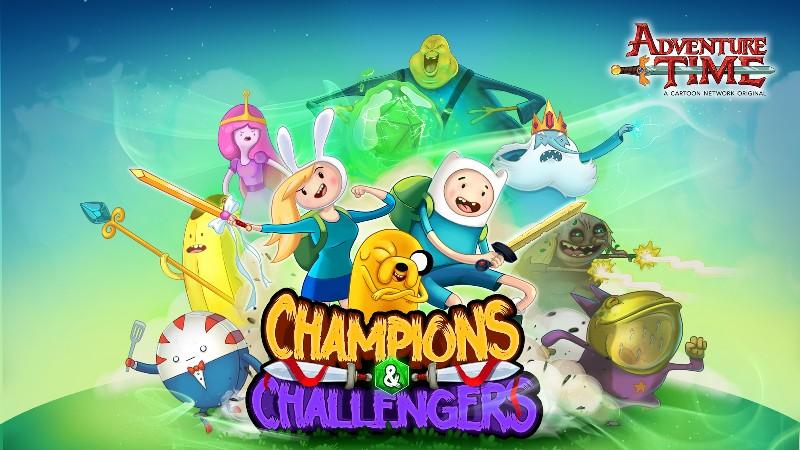 Champions and Challengers APK MOD imagen 5