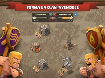 Clash of Clans APK MOD imagen 5