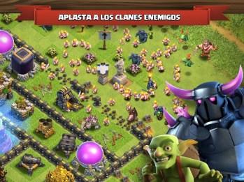 Clash of Clans APK MOD imagen 6
