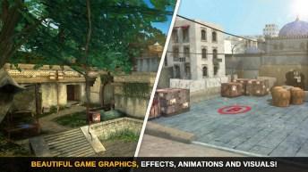 Counter Attack - Multiplayer FPS APK MOD imagen 4