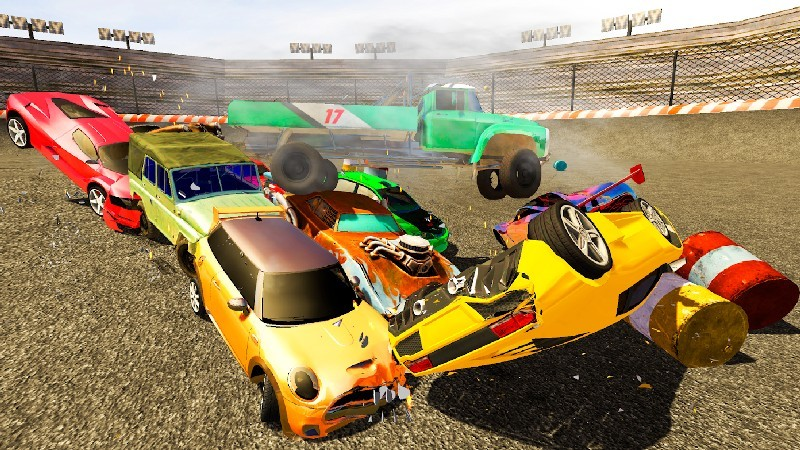 Derby Destruction Simulator APK MOD imagen 3