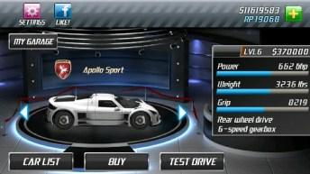 Drag Racing Classic APK MOD imagen 3