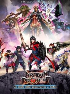 Dragon Project APK MOD imagen 1
