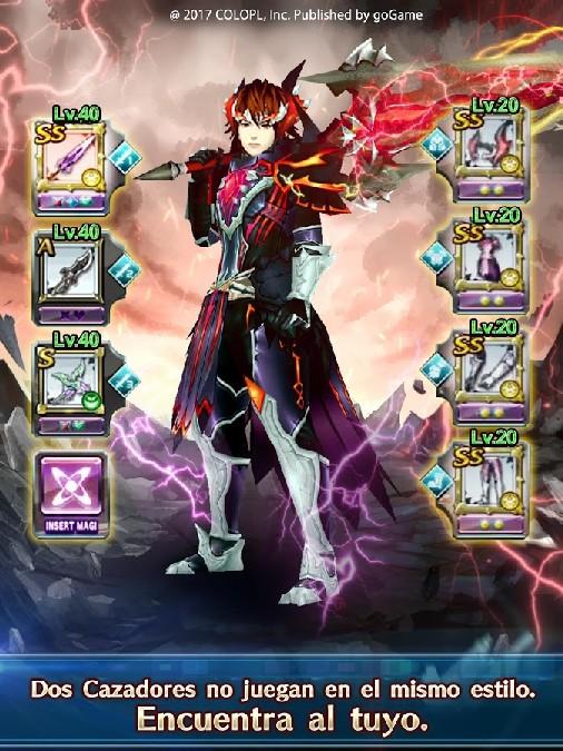 Dragon Project APK MOD imagen 2