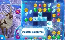 Frozen Free Fall APK MOD imagen 3