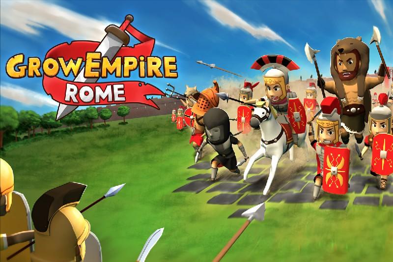 Grow Empire: Rome APK MOD imagen 1