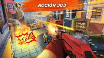 Guns of Boom - Online Shooter APK MOD imagen 1