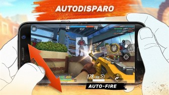 Guns of Boom - Online Shooter APK MOD imagen 2