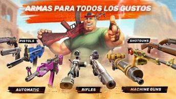 Guns of Boom - Online Shooter APK MOD imagen 3