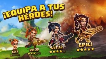 Hero Wars imagen 2