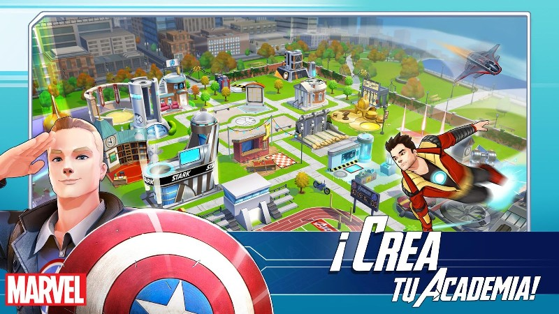 MARVEL Avengers Academy MOD APK imagen 5