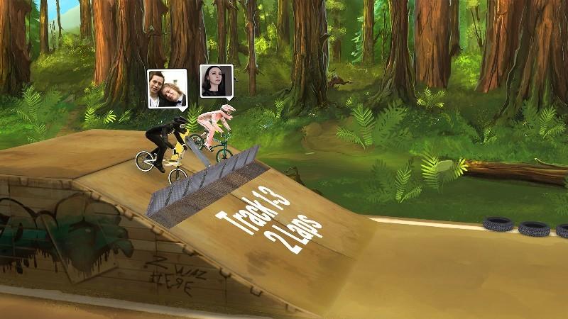 Mad Skills BMX 2 APK MOD imagen 1