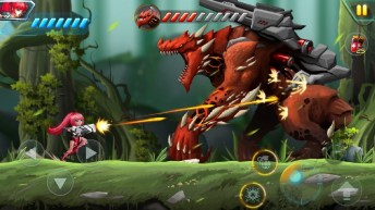 Metal Wings Elite Force APK MOD imagen 1