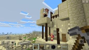 Minecraft: Pocket Edition MOD APK imagen 3