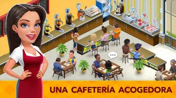 My Cafe: Recipes & Stories APK MOD imagen 1