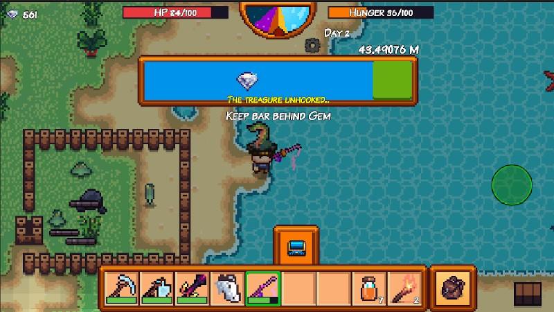 Pixel Survival Game 3 APK MOD imagen 5