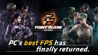 Point Blank Strike APK MOD imagen 1