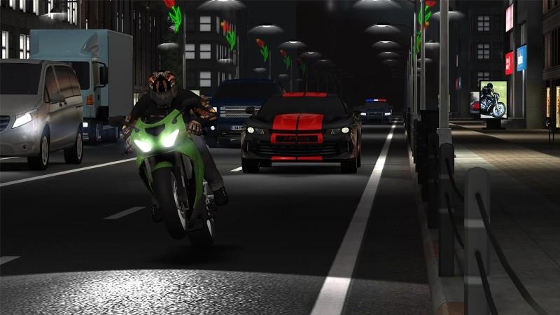 Racing Fever Moto APK MOD imagen 1
