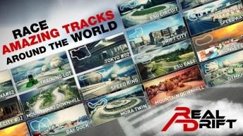 Real Drift Car Racing Lite APK MOD imagen 3