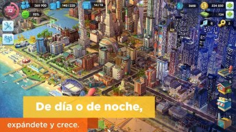 SimCity BuildIt APK MOD imagen 4