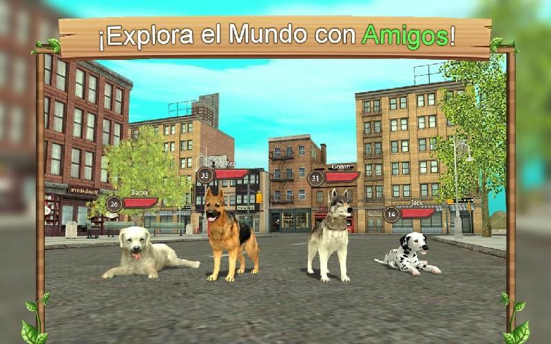 Simulador de Perro Online APK MOD imagen 4