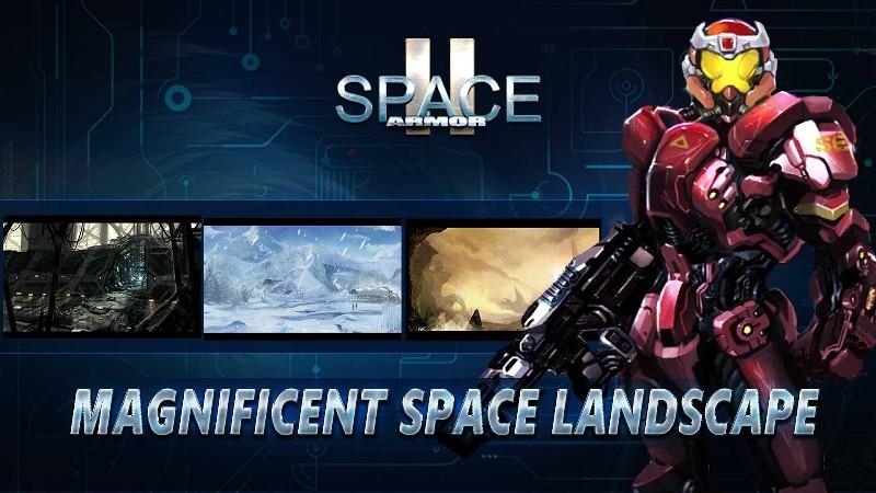Space Armor 2 APK MOD imagen 4